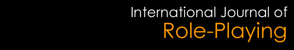 International Journal of Role-Playing